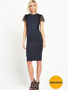 river-island-lace-trim-bodycon-midi-dress