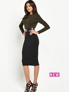river-island-2-in-1-midi-bodycon-dress