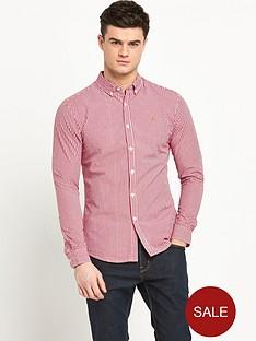 farah-farah-vintage-argyle-slim-long-sleeve-shirt