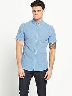 farah-farah-vintage-argyle-slim-short-sleeve-shirt