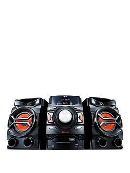 lg-cm4350-260w-bluetooth-mini-system-with