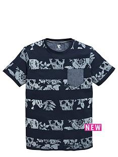 v-by-very-boys-skull-stripe-slub-t-shirt