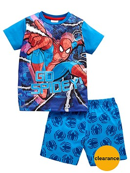 spiderman-boys-shortynbsppyjamas