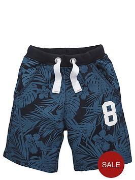 v-by-very-boys-palm-print-sweat-shorts