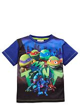 Boys Sublimation Print T-Shirt