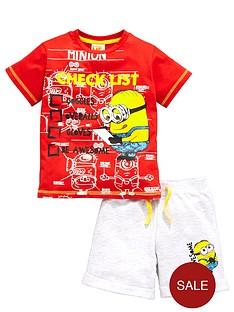 minions-boys-t-shirt-and-shorts-set