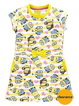 minions-girls-bow-dress