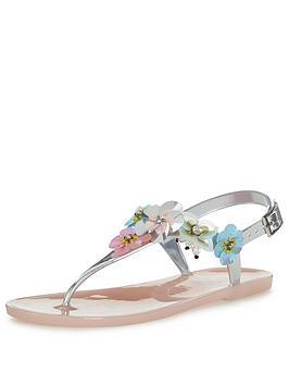 miss-kg-dream-floral-flat-sandal