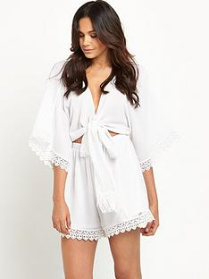 lipsy-bell-sleeve-beach-playsuit