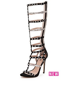 carvela-guilt-studded-heeled-gladiator-sandal