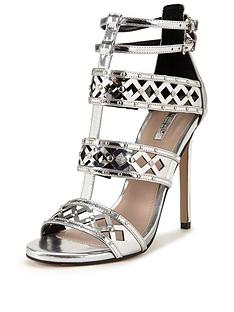 carvela-garland-metallic-caged-sandal