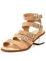Kimble Block Heel Sandal