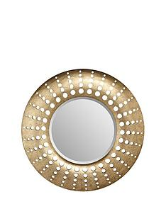 arthouse-gunmetal-holed-round-mirror