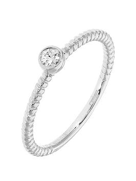 love-diamond-9ct-gold-8-point-diamond-twist-rope-stacker-ring