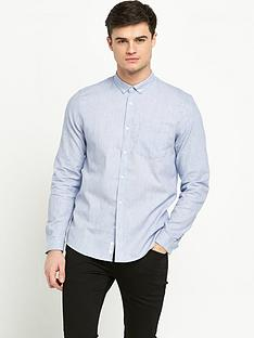 river-island-textured-mens-shirt