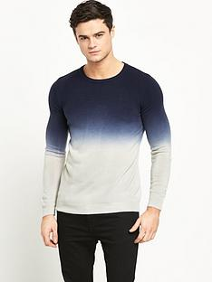 river-island-faded-dip-dye-print-jumper