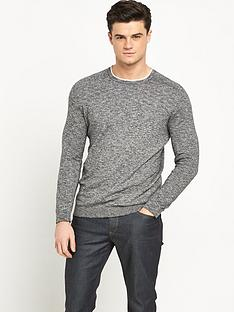 river-island-mens-jumper-ndash-grey-marl