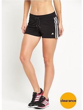 adidas-essentials-3-stripe-shorts
