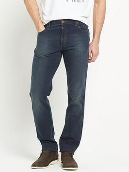 Texas Stretch Straight Jeans
