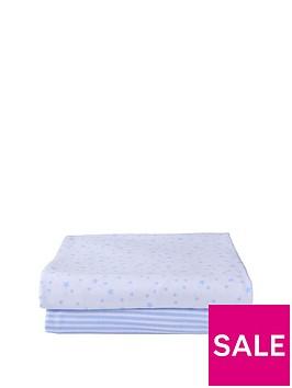 clair-de-lune-printed-cot-bed-sheets-starsstripes