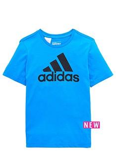 adidas-adidas-youth-boys-logo-tee