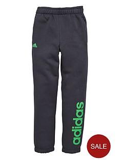 adidas-adidas-youth-boys-essential-linear-fleece-pant