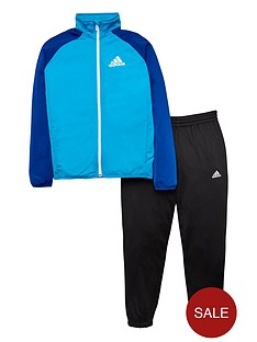adidas-adidas-youth-boys-tricot-suit