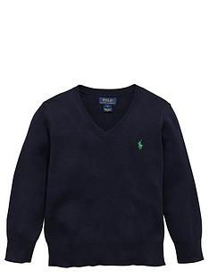 ralph-lauren-v-neck-sweater