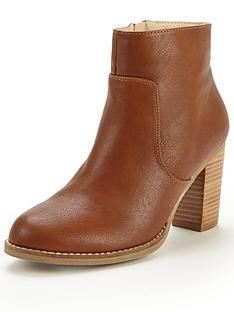 oasis-alessianbspblock-heel-ankle-bootsnbsp