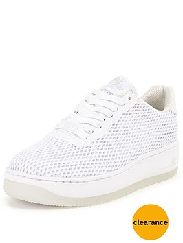 nike-air-force-1-low-upstepnbspbreathable-fashion-shoes-whitenbsp