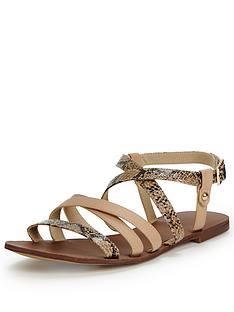 oasis-giginbspgladiator-flat-sandal