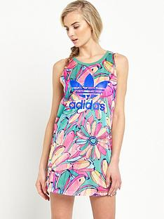 adidas-originals-farm-bananas-trefoil-tank-dress