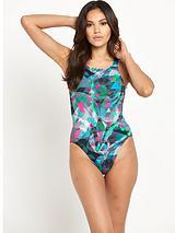 Printed Swimsuit (XTR)