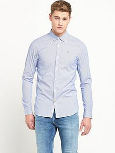 hilfiger-denim-hilfiger-denim-basic-stretch-stripe-shirt