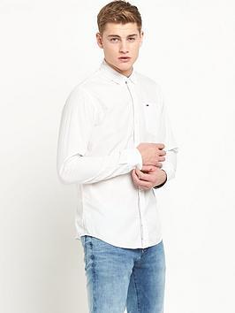 hilfiger-denim-original-end-on-end-ls-shirt