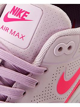 wgkfo Nike Air Max 1 Ultra Moire Fashion Shoe - Lilac/Pink | very.co.uk