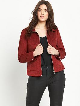 so-fabulous-suedette-zip-through-jacket