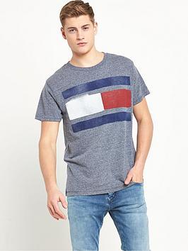 hilfiger-denim-triblend-mens-t-shirt