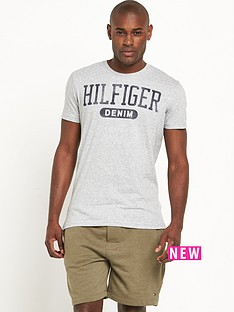 hilfiger-denim-hilfiger-denim-basic-logo-ss-t-shirt