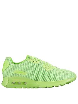mwstz Nike Air Max 90 Ultra BR Fashion Shoes - Green | very.co.uk