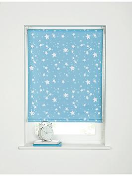starburst-printed-blackout-roller-blind