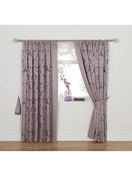 purple  bedroom  curtains  blinds  home  garden  .very.co.uk, Bedroom decor