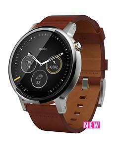 motorola-motorola-360-2-smart-watch-leather