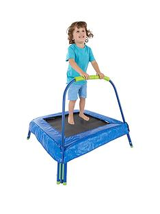 sportspower-mf-jr-trampoline-with-pad-green-blue