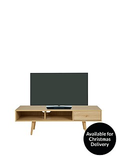 ideal-home-monty-retro-tv-unit--fits-up-to-65-inch-tv--nbspoak-effect