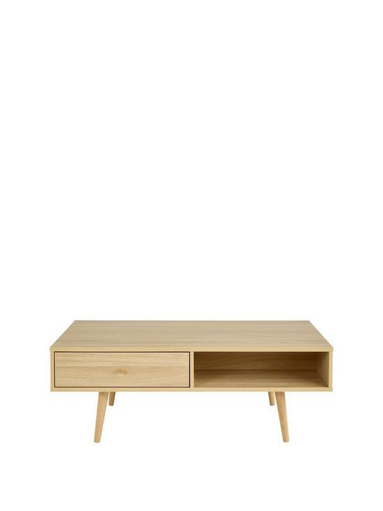 sc 1 st  Very & Ideal Home Monty Retro Storage Coffee Table | very.co.uk