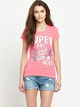 Lucky Aces T-shirt