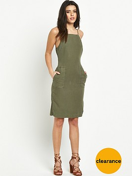 superdry-tencel-racer-dress
