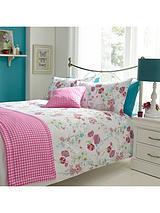 Floral Bed in a Bag Duvet Set - Multi