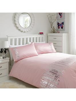 sequin-glamour-duvet-cover-set-hot-pink